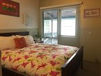 Fourth bedroom provides 1 x Queen bed and built in wardrobe