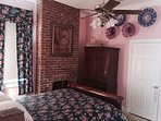 Lullaby Room at the R&B Bed and Breakfast on world famous Frenchmen Street.