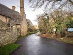 Broad Campden is a beautiful quiet village, close to Chipping Campden