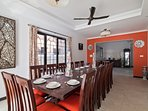 Dining Room - Central Hub of the house