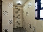 Bathrooms with latest fittings