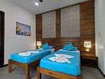 Spacious bedroom villa for rent