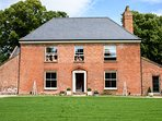 Fishley Hall, Georgian period property in the heart of the Norfolk Broads
