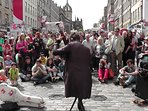 Every year during August Edinburgh is host to the biggest arts festival in the world.