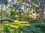 You'll love the beautiful landscaping throughout the complex.