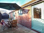 STABLE VIEW, ground floor, fishing available, WiFi, in Hingham, Ref 931785