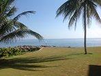 Enjoy the tranquility from veranda