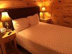 Queen bed no foot board