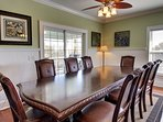 Large Fancy Dining Area