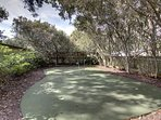 Putting Green for the Golf Enthusiasts