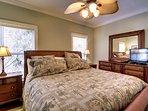 Large King Bedroom w/Bath