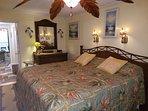 Bedroom- King Bed