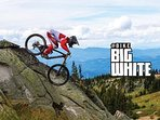 It's arrived!  Biking at Big White.  Grand opening June 2017.