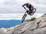 Big White officially began constructing a world-class, lift-serviced mountain biking experience.