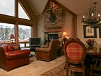 Lovely mountain townhome just 1/3 mile from Winter Park Resort.