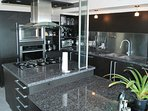 The complete kitchen with everything your group wants