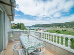 A4 zeleni(4+1): terrace