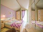 A4 zeleni(4+1): bedroom