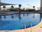 Luxury sea view apartment with top facilities. one of the 4 outdoor pools and Jacuzzi