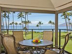Wailea Elua Platinum Oceanfront, Owner Direct, Fully Renovated in December 2016!