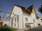 casa estilo nórdico de contruccion sostenible