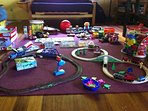 Kids toys for traveling families.