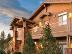 Our 2-bedroom, 2-bathroom condo is nestled amongst the sweeping beauty of Red Rock Country