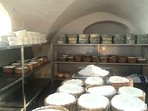 Come tour a Tzfat Cheese Cellar at Tzfat Cheese Factory.