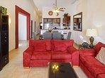 Xaman Ha 7122 Playa del Carmen Living Room