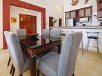 Xaman Ha 7122 Playa del Carmen Dining Room
