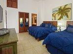 Xaman Ha 7122 Playa del Carmen Guest Bedroom