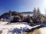 Tempo di Neve !! Rovere
