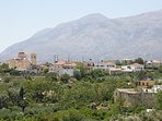 Pendamodi: a typical, unspoilt Cretan village near the city of Heraklion.