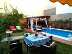 Event with Pool & Chillout