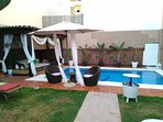 Pool Chillout & Garden