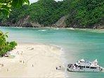Isla Tortuga Catamaran tour
