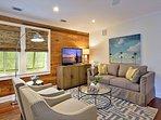 Chick-a-pea's Cottage sleeps 7 - living room