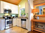 Chick-a-pea's Cottage sleeps 7 - kitchen
