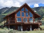 See all of our homes at. mt-cabins.co m