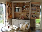 bespoke kitchenette