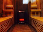Choices Leisure Club Sauna