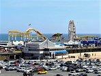 Santa Monica Pier nearby