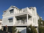 Beautiful 11 bedroom, oceanside house in Fenwick Island