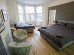 Ravensbourne House / Bedroom with Ensuite / First Floor