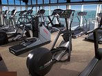 Gym with Ocean View