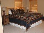 Large king master bedroom