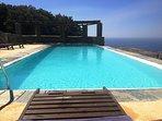 Andros Island Flat & Swimming Pool