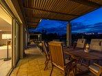 Living room veranda
