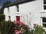 Built in 1760 and fully restored in 2016 the Corner cottage is a perfect lrish hideaway.