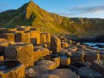 UNESCO World Heritage Site the Giant's Causeway is an hour away.